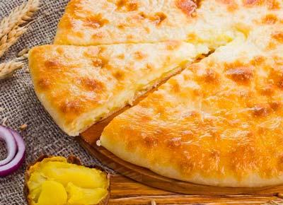 Заказать пироги Осетинские с доставкой в Омске