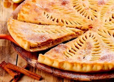 Заказать пироги сладкие с доставкой в Омске