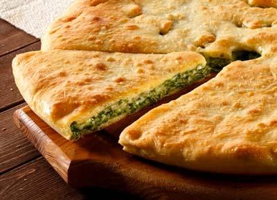 Заказать пироги вегетарианские с доставкой в Омске