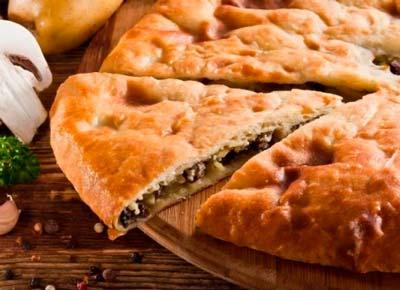 Заказать пироги сытные с доставкой в Омске