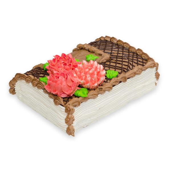 Торт «Книга» - заказ и доставка в Омске