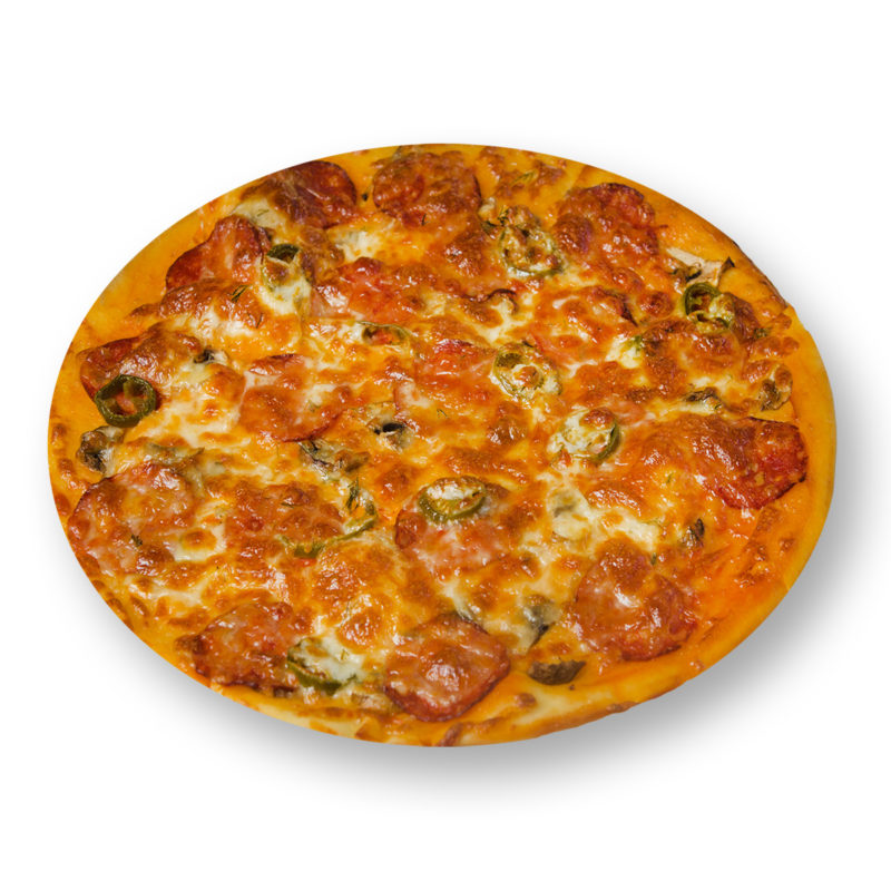 Пицца «Пепперони» - заказ и доставка в Омске