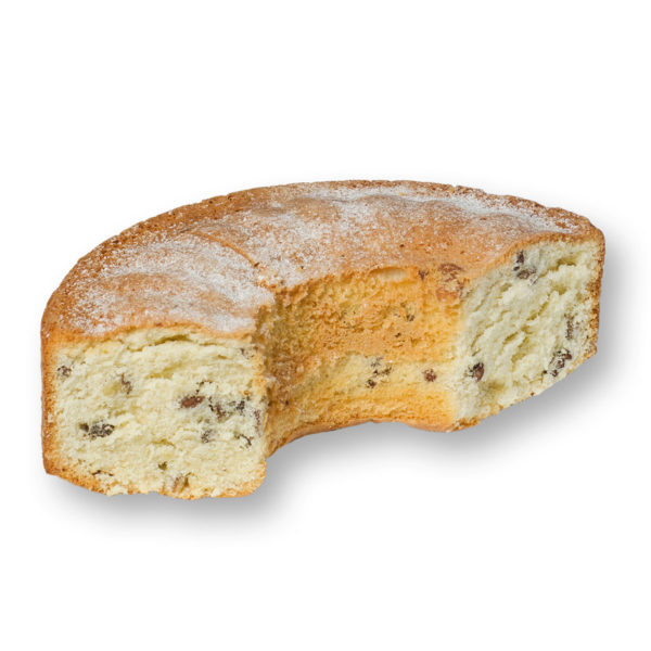 Кекс с изюмом и орехом - заказ и доставка в Омске