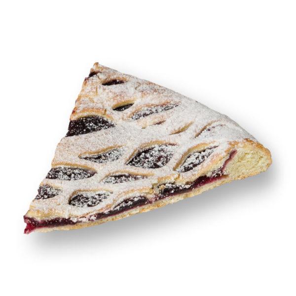 Пирог с вишней - заказ и доставка в Омске