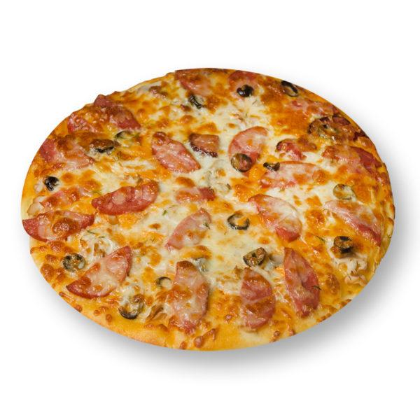 Пицца «Салями» - заказ и доставка в Омске