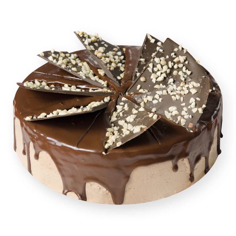 Торт «Сникерс» - заказ и доставка в Омске