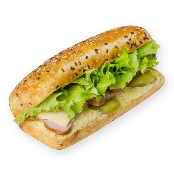 Сэндвич Кубинский - заказ и доставка в Омске