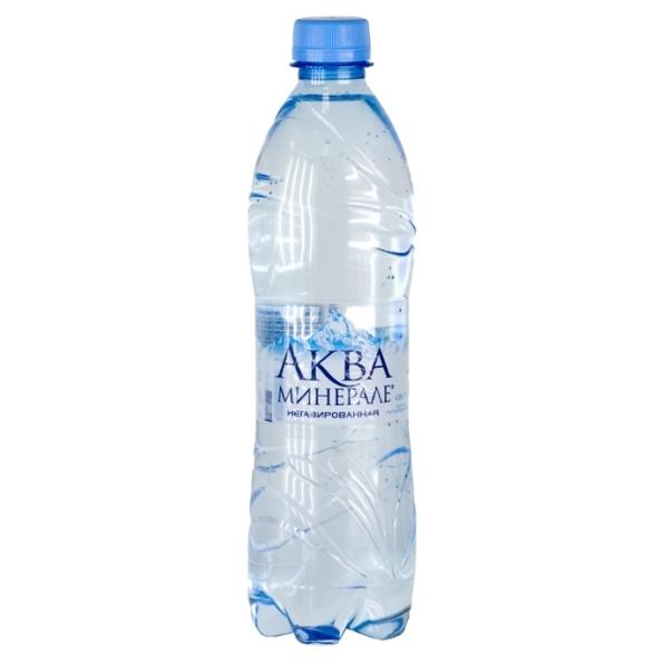 Вода Aqua Minerale - заказ и доставка в Омске