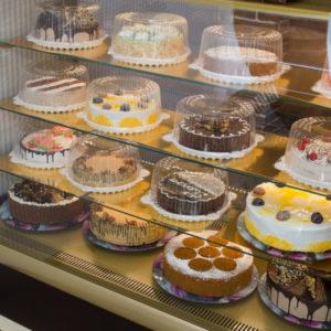 Кафе-пекарни «Ням-Ням» в Нефтяниках