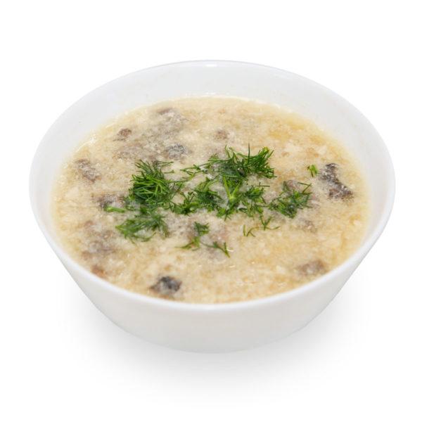 Суп сырный - заказ и доставка в Омске