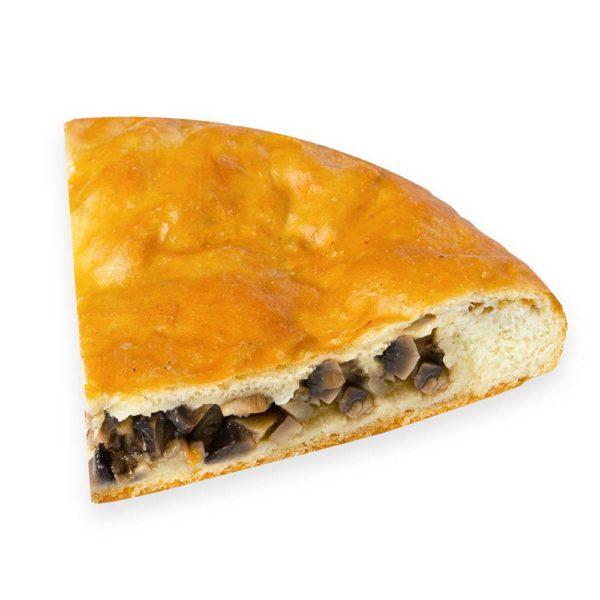 Пирог осетинский с грибами - заказ и доставка в Омске
