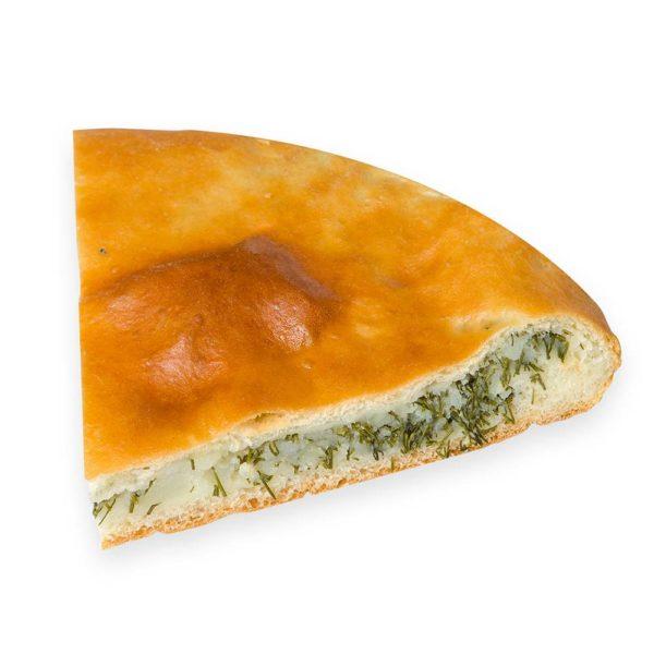 Пирог осетинский с картофелем - заказ и доставка в Омске