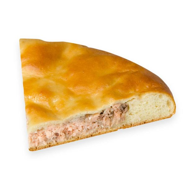 Пирог осетинский с красной рыбой - заказ и доставка в Омске