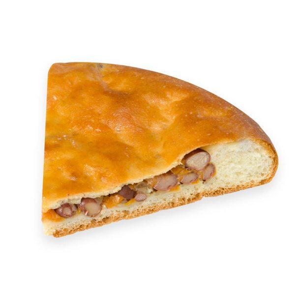 Пирог осетинский с фасолью - заказ и доставка в Омске