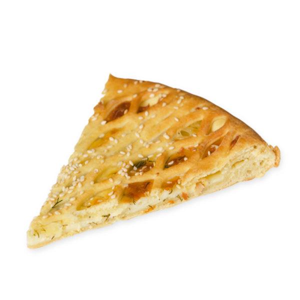 Пирог с сыром и зеленью - заказ и доставка в Омске