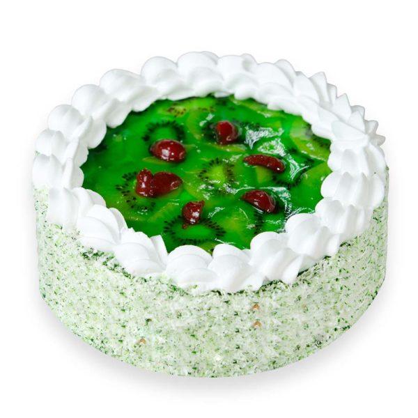 Торт «Фруктовый микс» - заказ и доставка в Омске