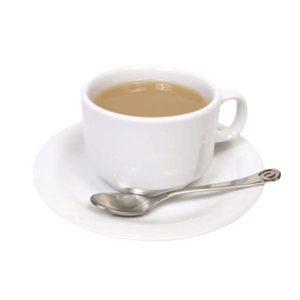 Кофе с молоком - заказ и доставка в Омске