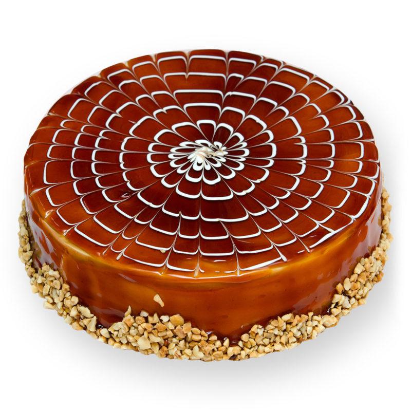 Торт «Кармелёк» - заказ и доставка в Омске