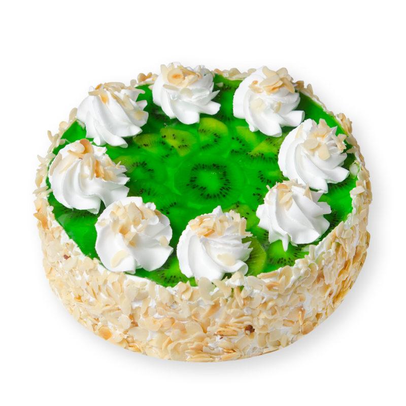 Торт «Йогуртовый – Киви» - заказ и доставка в Омске