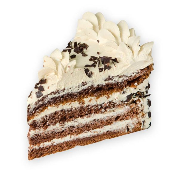Торт «Крем брюле» - заказ и доставка в Омске