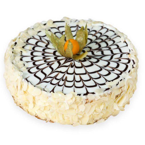 Торт «Эстерхази» - заказ и доставка в Омске