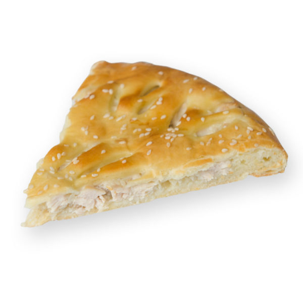 Пирог с курицей - заказ и доставка в Омске