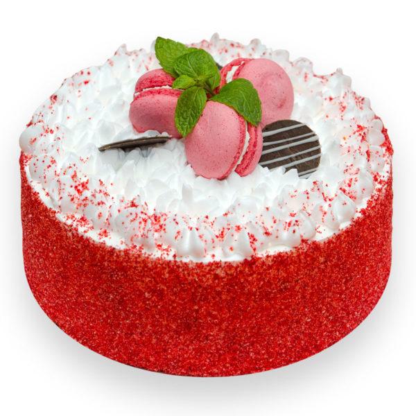Торт «Красный бархат» - заказ и доставка в Омске
