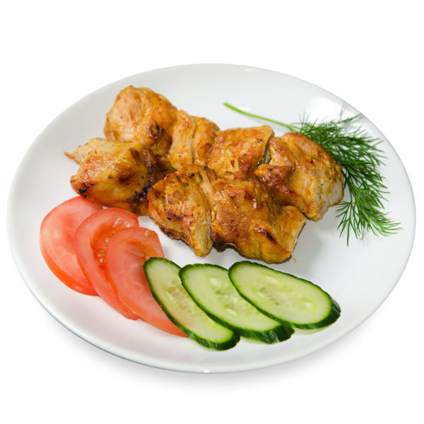 Шашлык из курицы – Заказать с доставкой в Омске